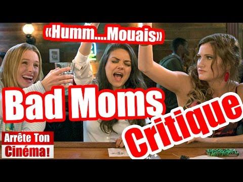 Critique Bad Moms / Mères Indignes avec Mila Kunisde YouTube · Durée:  3 minutes 35 secondes