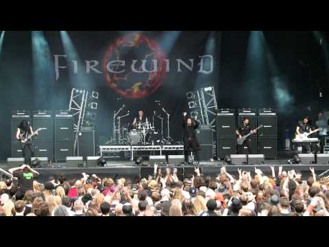 Firewind - Few against Many - Bloodstock 2013