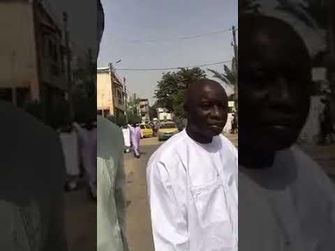 Idrissa Seck a Rendu Visite Hier Soir à Son Frère Thierno Bocoum