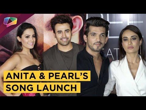 Anita Hassanandani And Pearl V Puri's Star Studded Song Launch For Peerh Meri