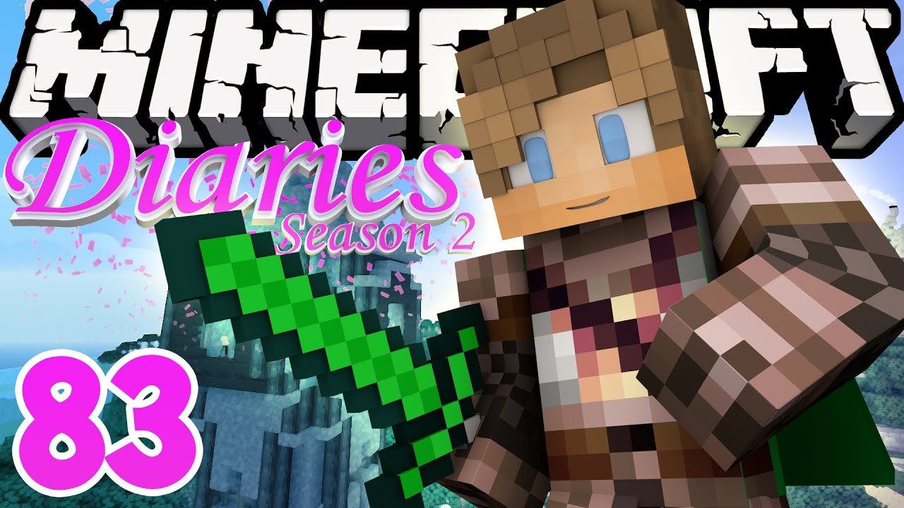 Guard Upgrades Minecraft Diaries S1 Ep 83 Roleplay