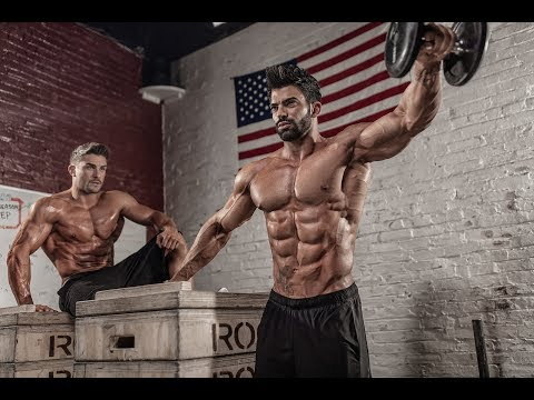 Sergi Constance and Ryan Terry | Muscle and Fitness Magazine Photoshoot