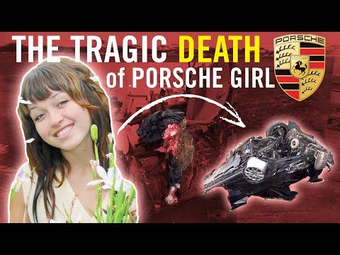 Teen Girl STEALS Then CRASHES Dad's NEW Sports CAR | Porsche Girl | The Nicole Catsouras Story