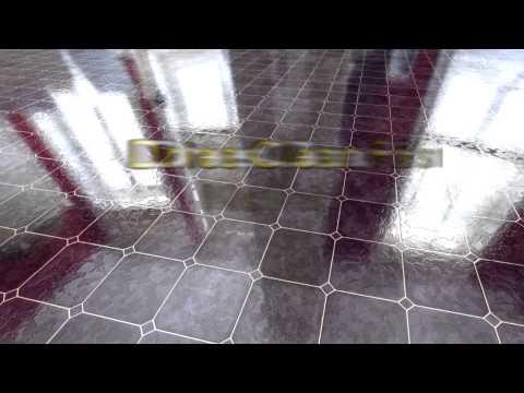 Vinyl Floor Waxing - Vinyl Floor Care