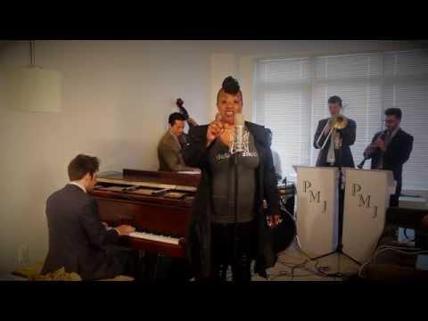 Livin' on a Prayer - Vintage Jazz Bon Jovi Cover ft. Miche Braden