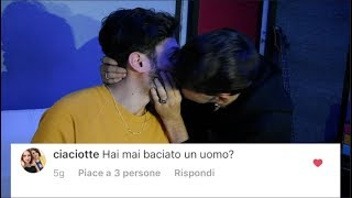"RENATO DI ""EX ON THE BEACH ITALIA"" RISPONDE 
