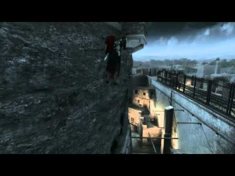 Assassin's Creed Brotherhood: Climbing the Castel Sant'Angelo with no HUD