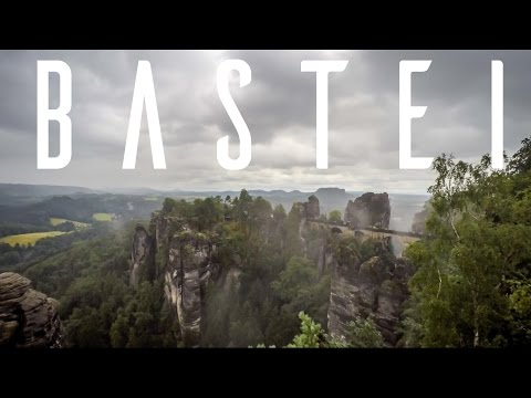 GERMANY OR JURASSIC PARK?     | Europe Daily Travel Vlog Day 5 (Dresden, Bastei, Krakow)
