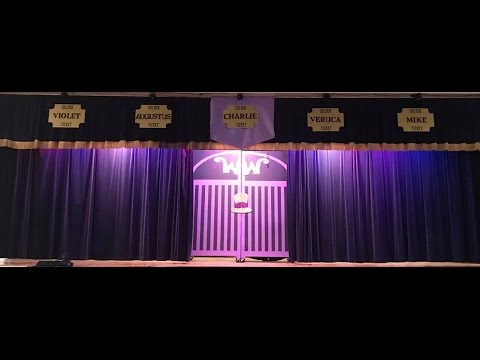 Decatur County Middle School presents Willy Wonka JR