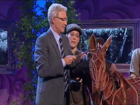 War Horse on Paul O'Grady Show