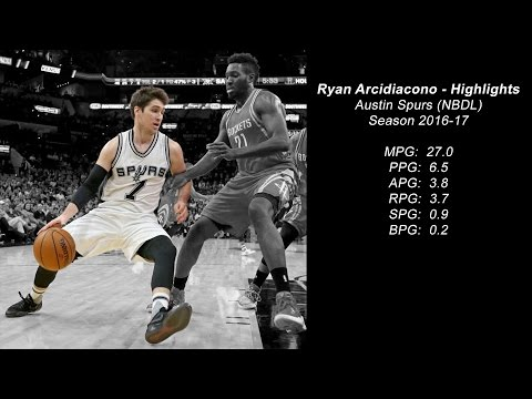 Ryan Arcidiacono - Highlights 2016-2017