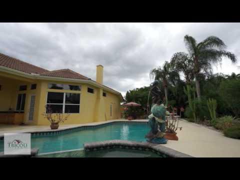 4699 Hunting Trail Lake Worth FL 33467-Legend Lake Estates