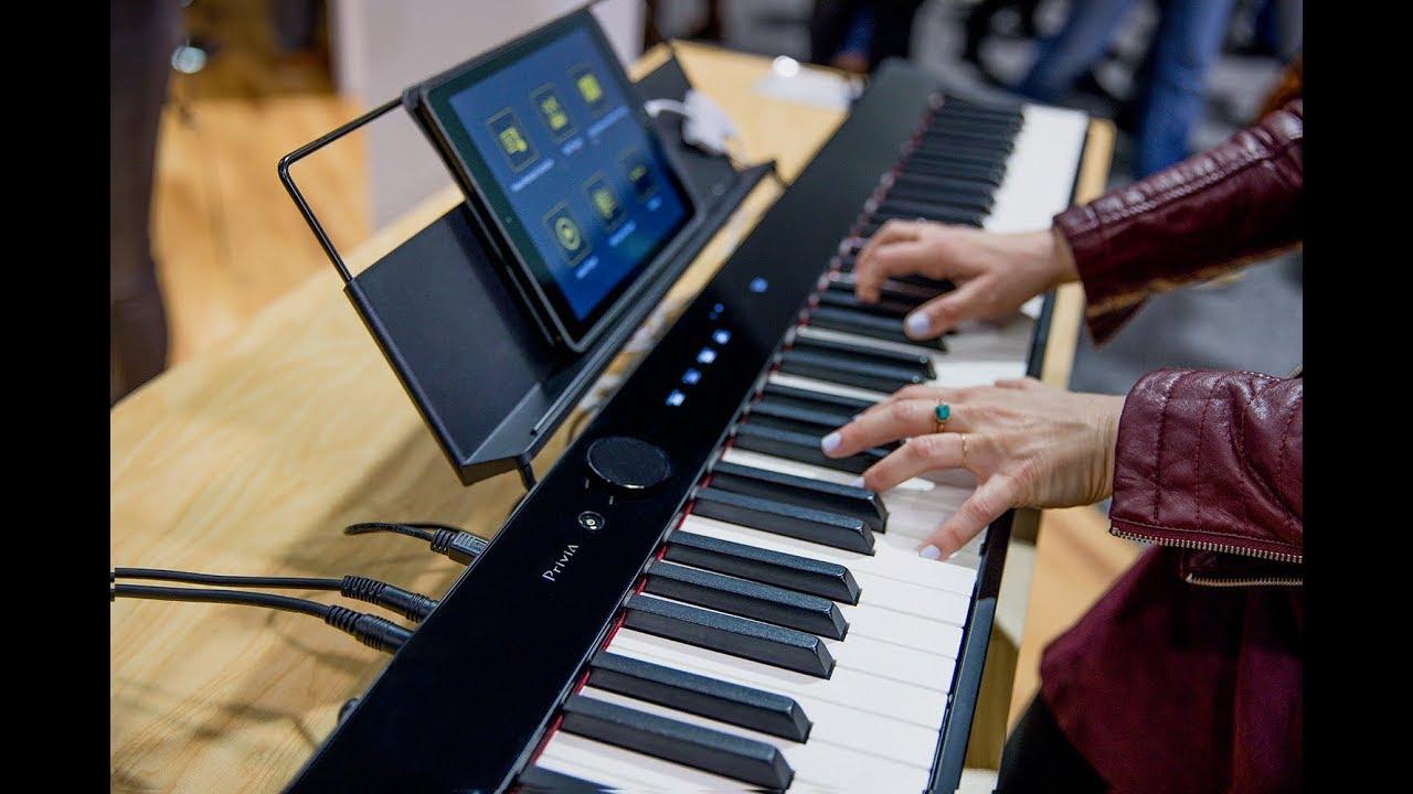 Digital Piano Namm 2019 : casio px s1000 privia digital piano namm 2019 youtube ~ Hamham.info Haus und Dekorationen