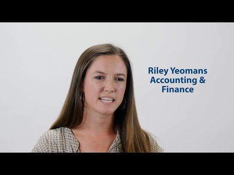 Accounting and Finance Intern Riley -2018