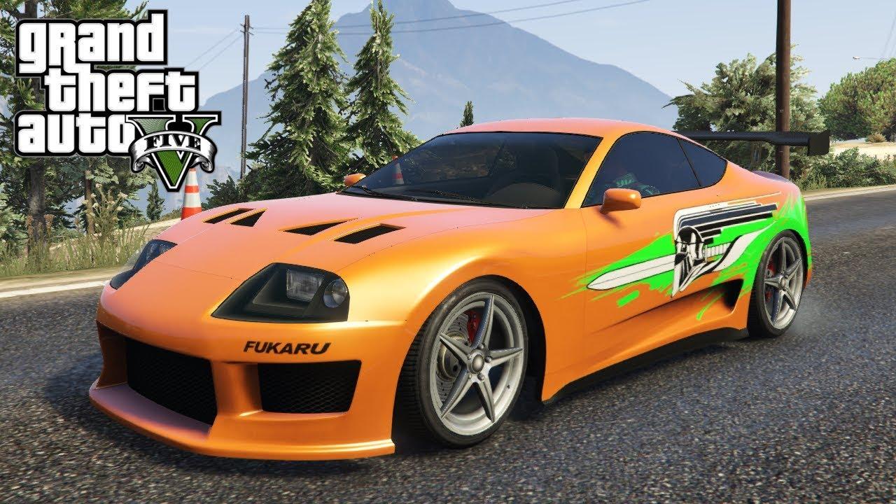 OYUNDAKİ EN EFSANE ARABA!! (GTA 5 Online DLC)