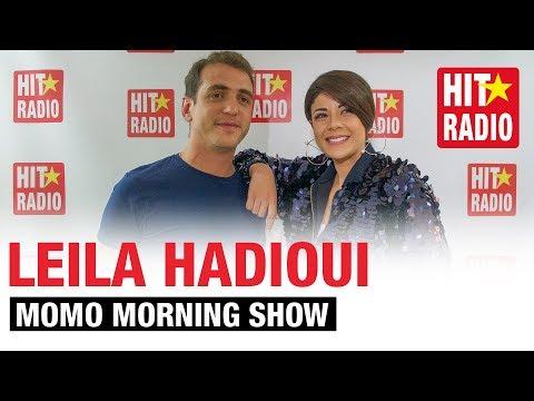 MOMO MORNING SHOW - LEILA HADIOUI