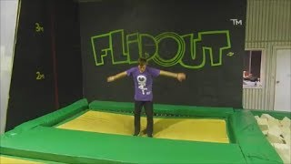 """Time To FlipOut !"" 