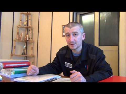 видео: майор Матвеев  ИК-13 Нижний Тагил 13.11.12