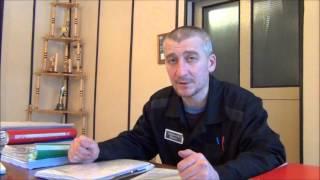 майор Матвеев  ИК-13 Нижний Тагил 13.11.12