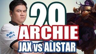 ARCHIE vs VIGOSS - JAX vs ALISTAR #29