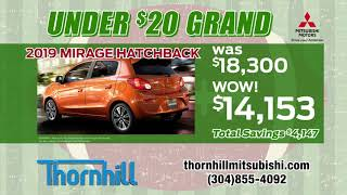 OCTOBER MITSUBISHI FALL $20GRAND 30