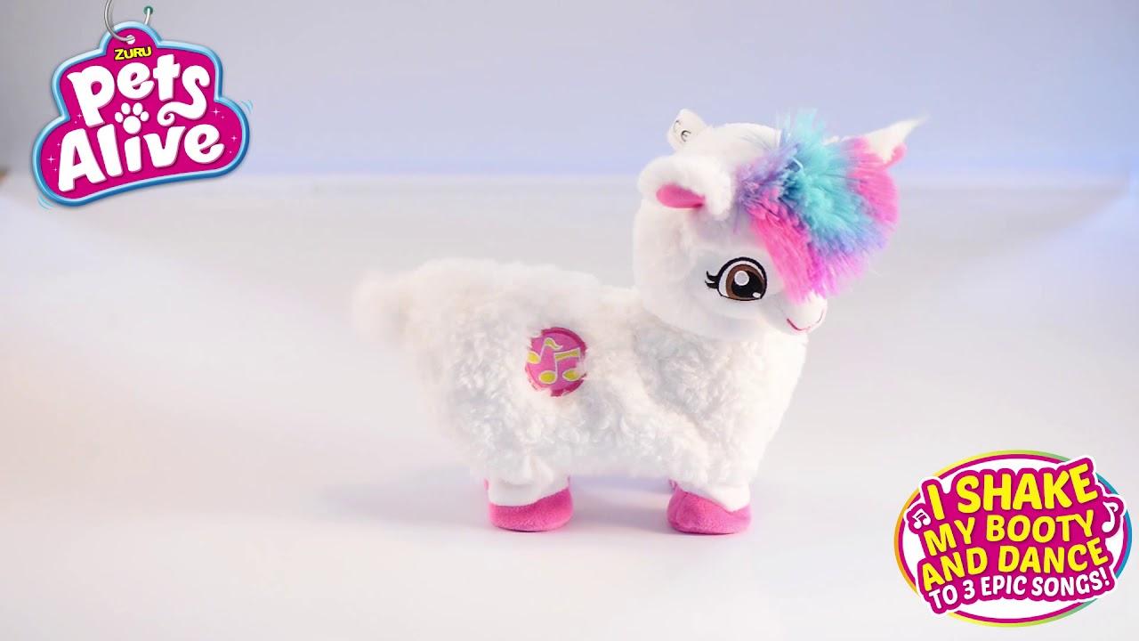 ZURU Pets Alive's New BOPPI THE BOOTY SHAKING LLAMA | Twerking Fun For  Everyone | COMING SOON