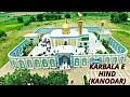 Karbala e  hind  kanodar   azadari program from 22102019 to 25102019