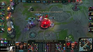 Royal Never Give Up takes on G2 Esports in nail-biting League of Legends finish | ESPN