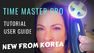 TIME MASTER PRO TUTORIAL AND USER GUIDE