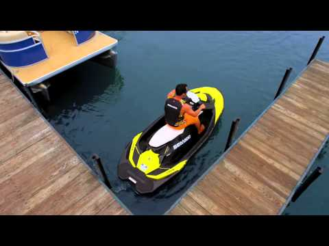 Sea-Doo Technology: Intelligent Brake & Reverse (iBR)