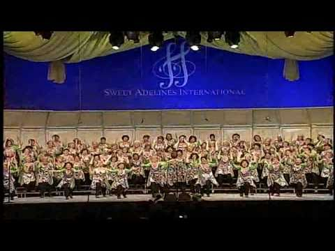 The Scottsdale Chorus Earns Their Fourth International Championship!