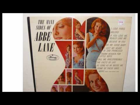 Abbe Lane - Milord (1965 Edit Piaf/Bobby Darin cover)