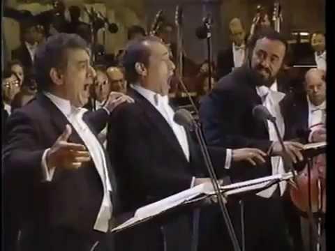 The Three Tenors - O Sole Mio (Live, Los Angeles, 1994)