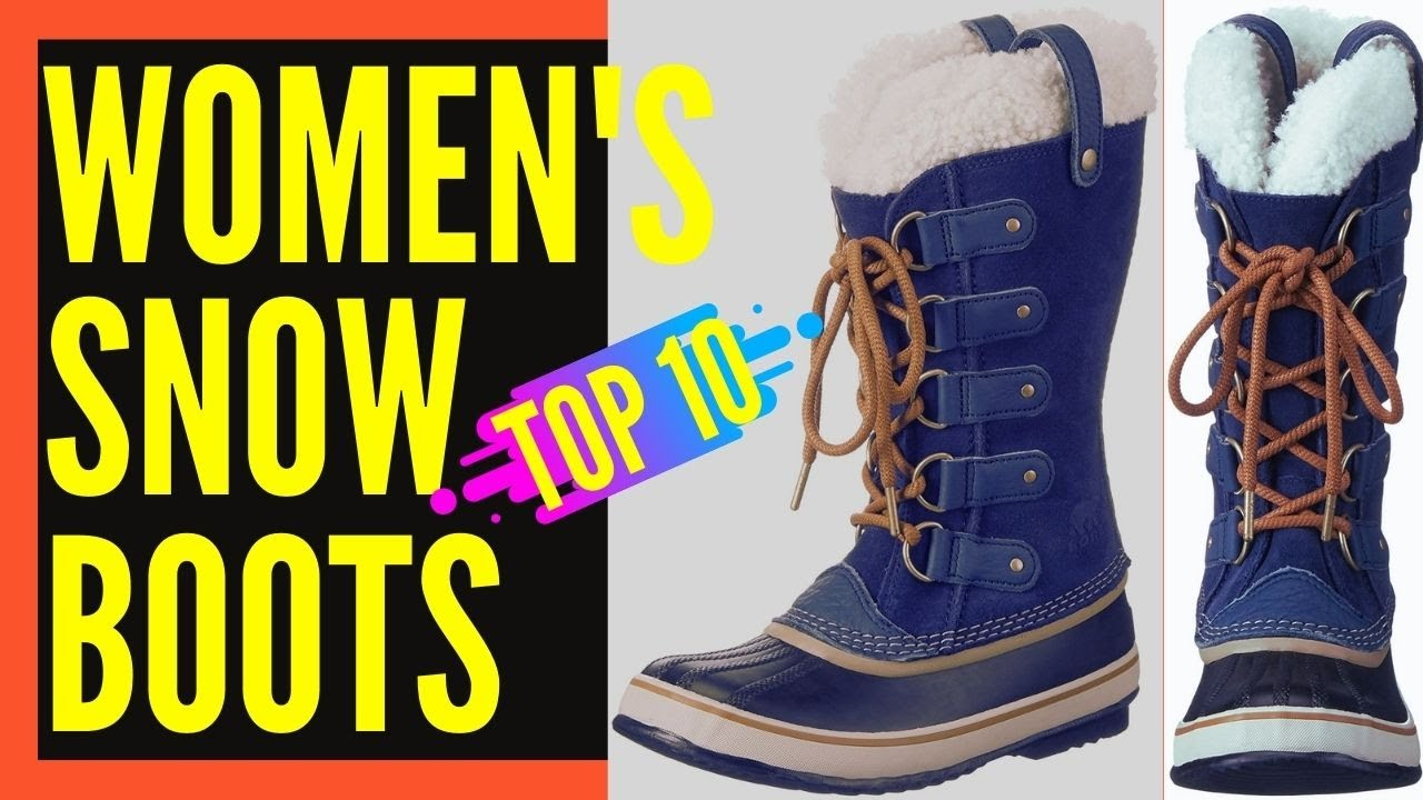 Top Snow Boots For Women