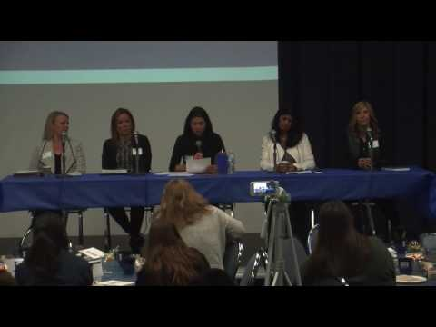 Women in Business Panel Discussion at Glenbrook South High School - 2017