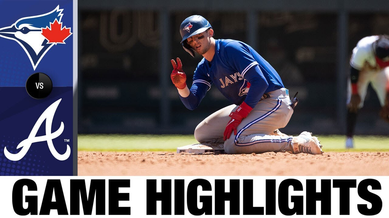 Download Blue Jays vs. Braves Game Highlights (5/13/21) | MLB Highlights