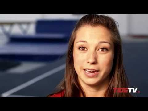 Alabama Gymnastics: Senior Kayla Hoffman Talks about the 2011 NCAA Championship
