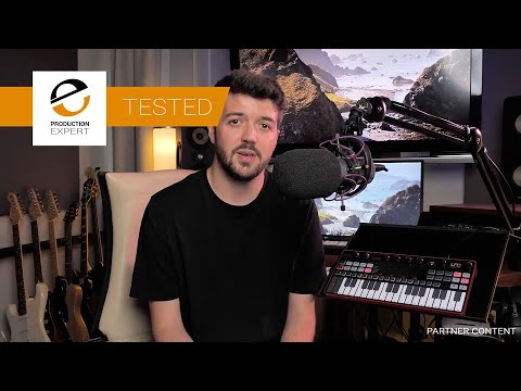IK Multimedia UNO Synth Pro Desktop - Tested