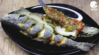 Как приготовить рыбу по-тайски (Thai Fish)