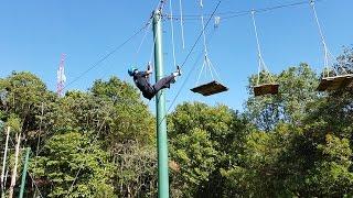 Download Video High rope jumping at Limuru Brackenhurst - #GoExploreKenya MP3 3GP MP4