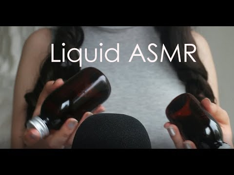 ASMR Liquid Sounds (No Talking)