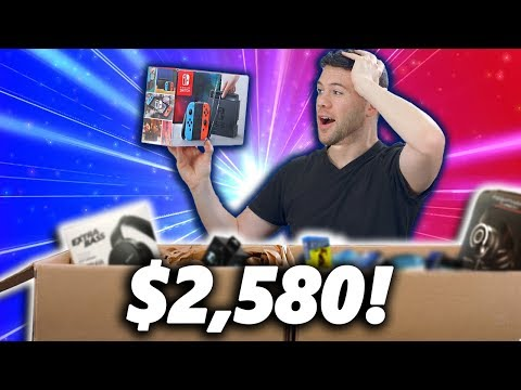 I Paid $430 for $2,580 Worth of MYSTERY TECH! Amazon Returns Pallet Unboxing!