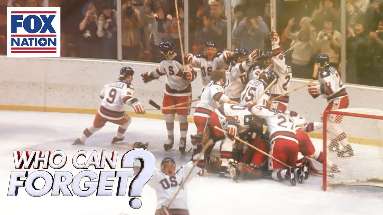 Relive The Famed 1980 Miracle On Ice Youtube
