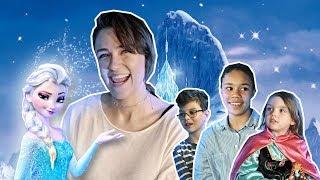 Kinder reagieren auf Die Eiskönigin | Regina Hixt