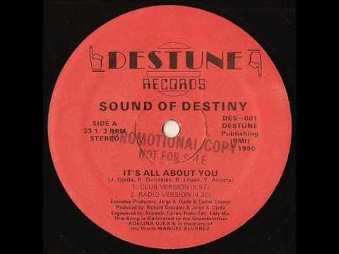 It's All About You - Sound Of Destiny