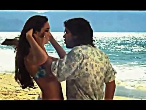 Novela Flor do Caribe - Chamada de Elenco