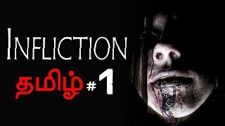 Infliction #1 Horror Game Live Tamil Gaming