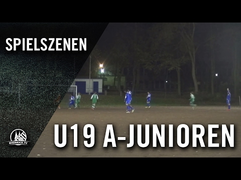 SSV Vingst 05 - TuS Lindlar (U19 A-Jugend, Bezirksliga 1) - Spielszenen | RHEINKICK.TV