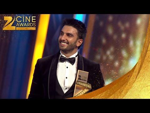 Zee Cine Awards 2016 Best Actor Deepika Padukone