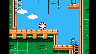 Mega Man 3 - Needle Man Stage - Vizzed.com GamePlay - User video